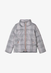 Name it - Winter jacket - frost grey - 0