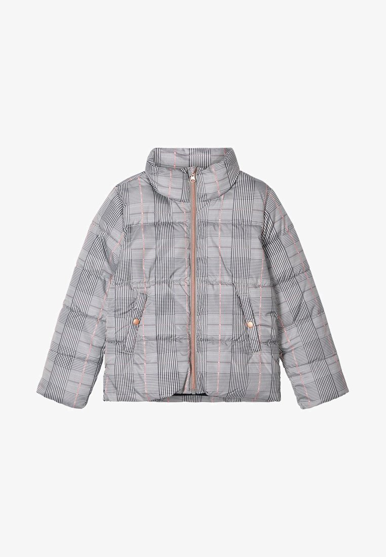 Name it - Winter jacket - frost grey