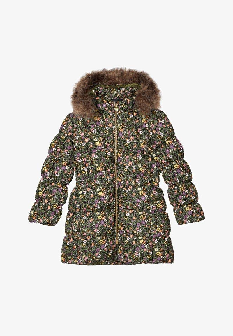 Name it - Down coat - dark green