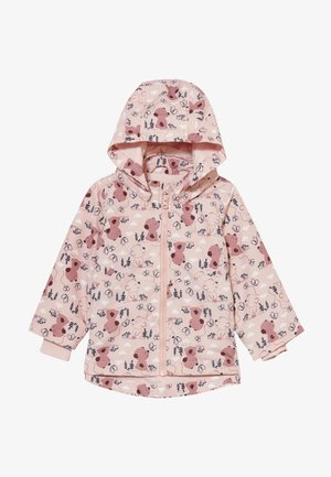 NBFMAXI TEDDYBEAR - Light jacket - lotus