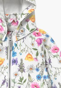 Name it - NMFMAXI FLOWER - Parka - snow white - 4