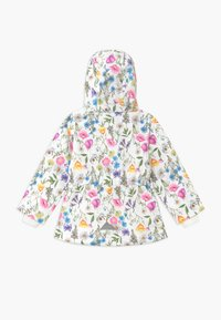 Name it - NMFMAXI FLOWER - Parka - snow white - 1