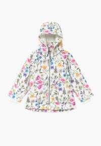 Name it - NMFMAXI FLOWER - Parka - snow white - 0