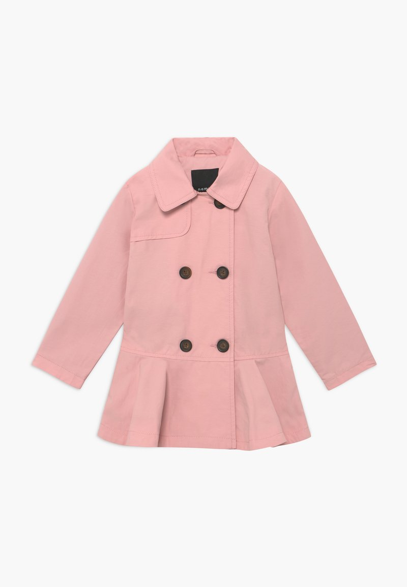 Name it - NMFMIME TRENCH COAT - Short coat - zephyr