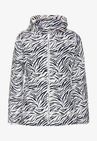 Name it - NKFMAXI  - Waterproof jacket - snow white - 0