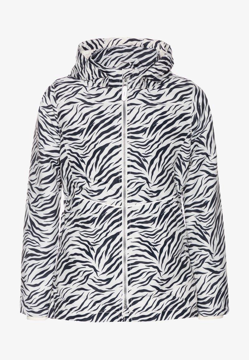 Name it - NKFMAXI  - Waterproof jacket - snow white