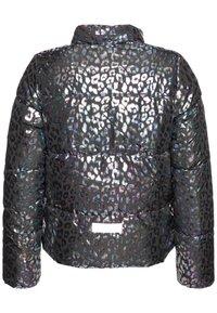 Name it - NKFMISTI FOIL PUFFER - Light jacket - asphalt - 1