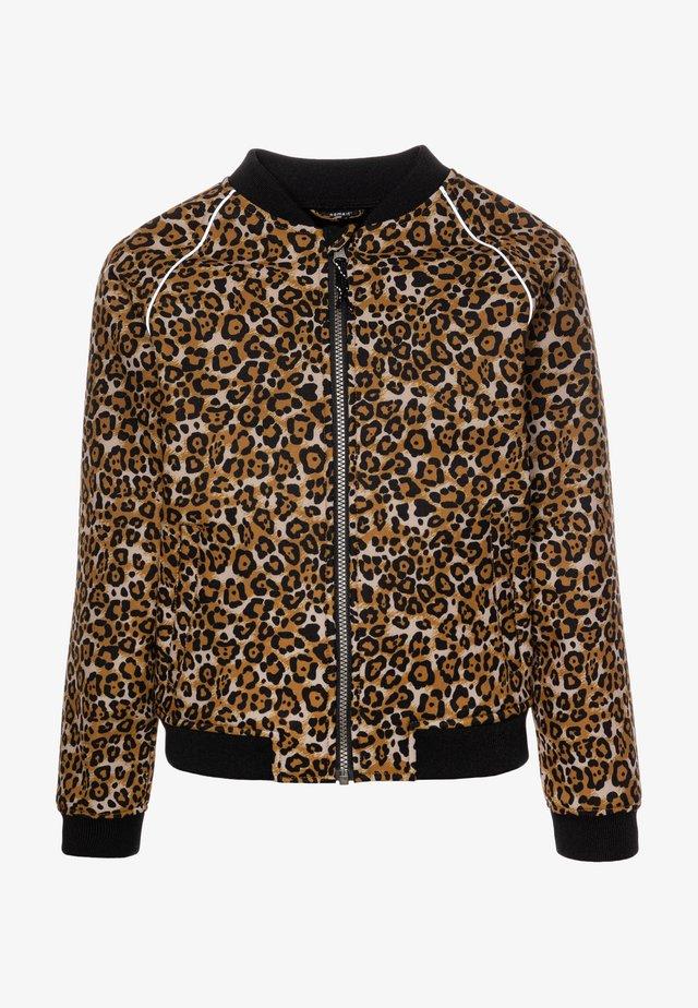 NKFALFA LEO  - Lehká bunda - bronze/brown