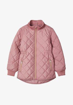 Veste d'hiver - nostalgia rose