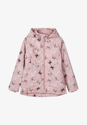 Korte jassen - pink