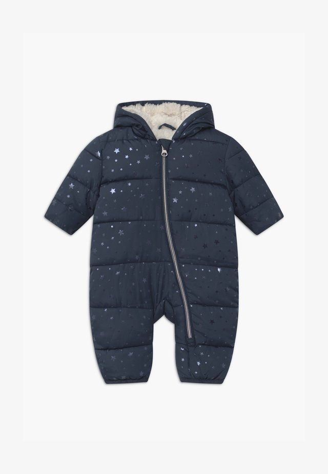 NBFMELIESSA - Snowsuit - blue
