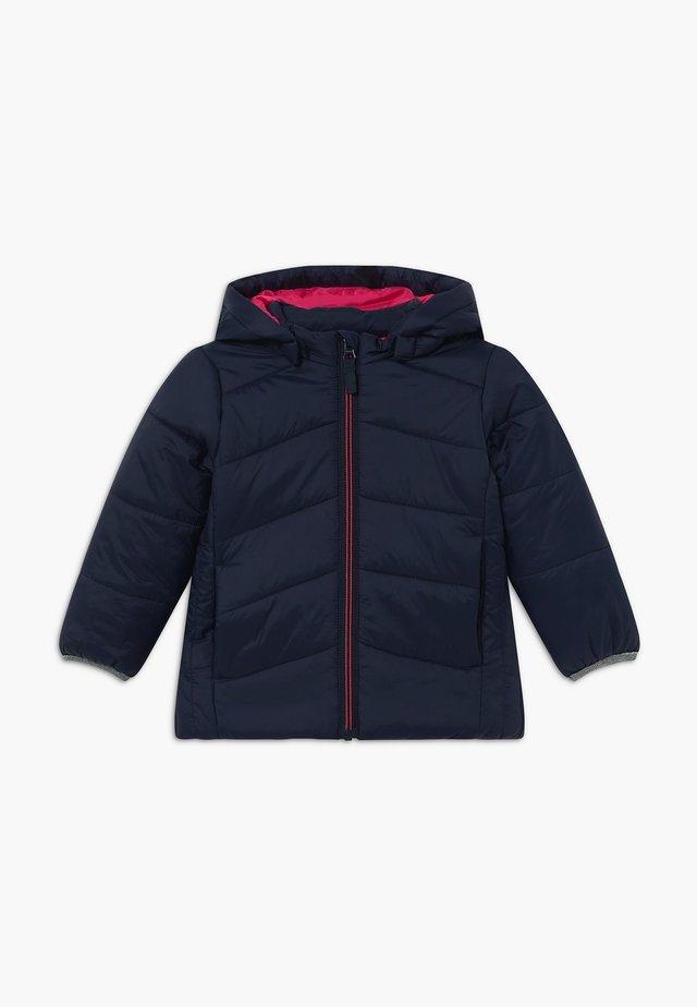 NMFMABAS - Winter jacket - dark sapphire