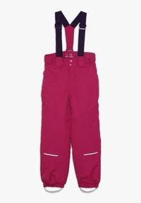 Name it - NKFSNOW03 PANT - Pantalon de ski - cerise - 0