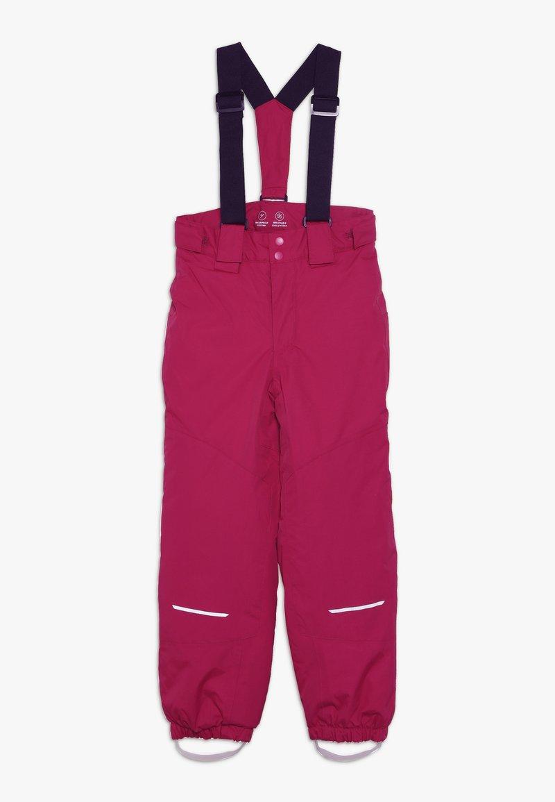 Name it - NKFSNOW03 PANT - Pantalon de ski - cerise