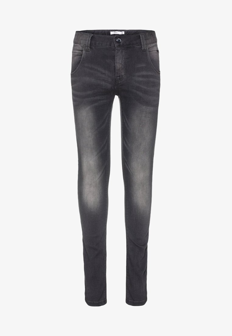Name it - NITCLAS - Slim fit jeans - dark grey denim