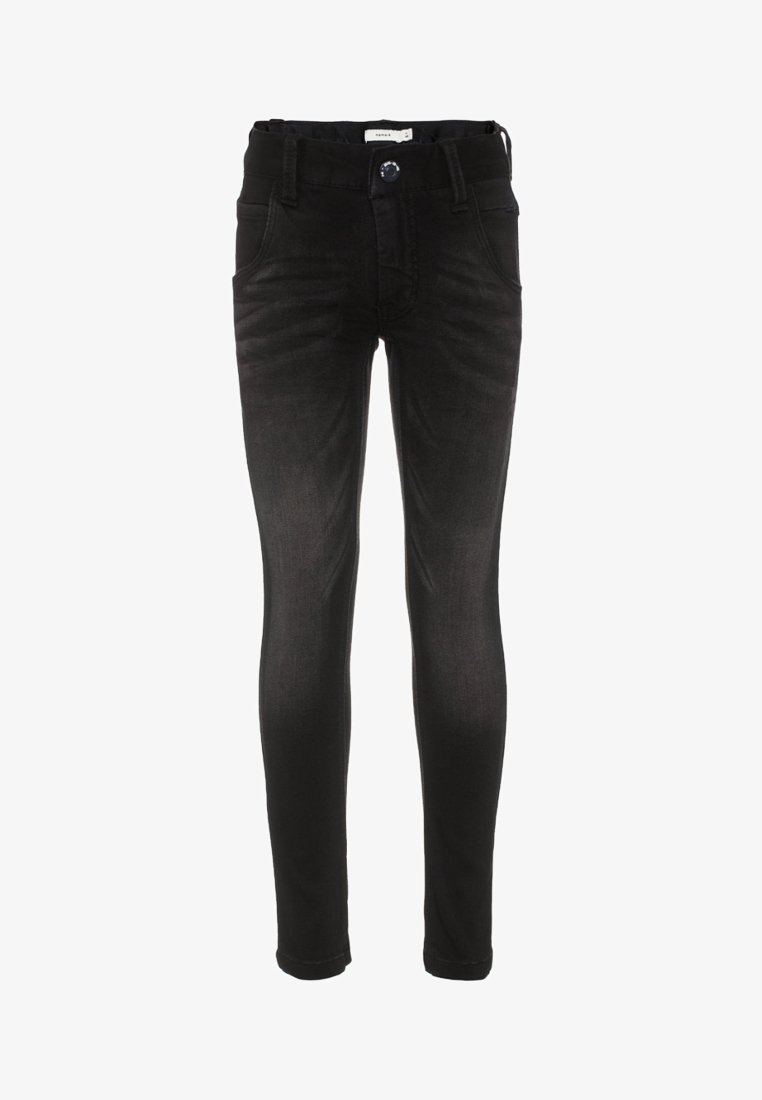 Name it - NITCLAS - Slim fit jeans - black denim