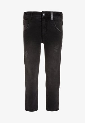 NITTRAP - Vaqueros pitillo - dark grey denim
