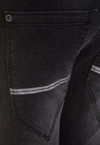Name it - NITTRAP - Jeans Skinny Fit - dark grey denim - 3