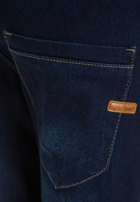 Name it - NITTAX  - Vaqueros pitillo - dark blue denim - 3