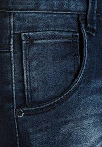 Name it - NITCLASSIC - Džíny Slim Fit - dark blue denim - 2