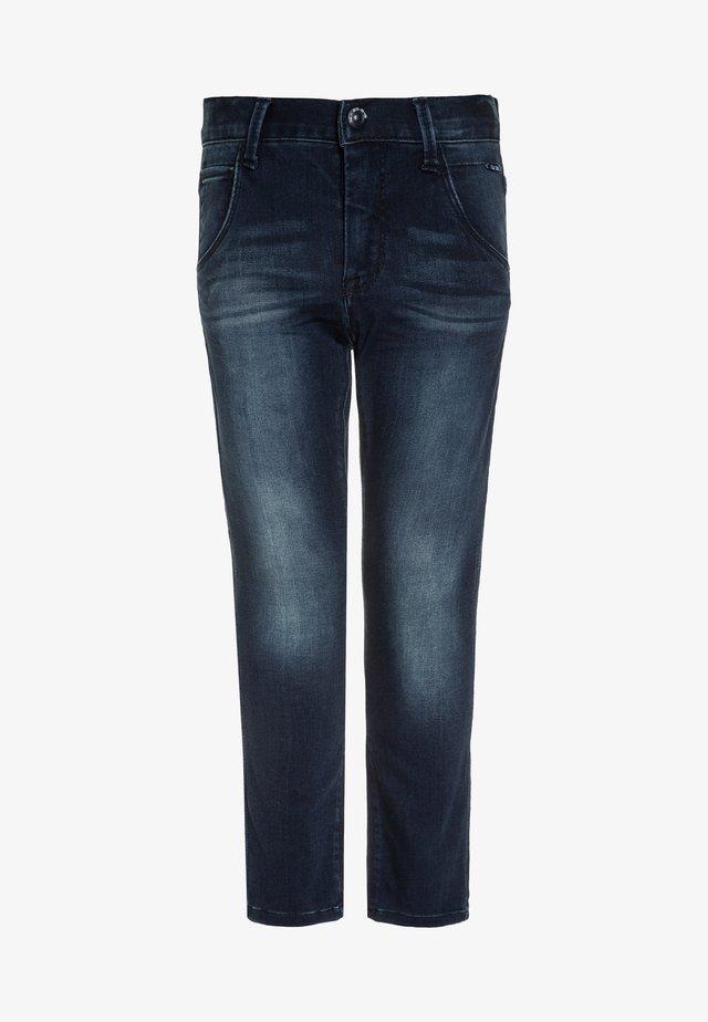 NITCLASSIC - Jeans Slim Fit - dark blue denim