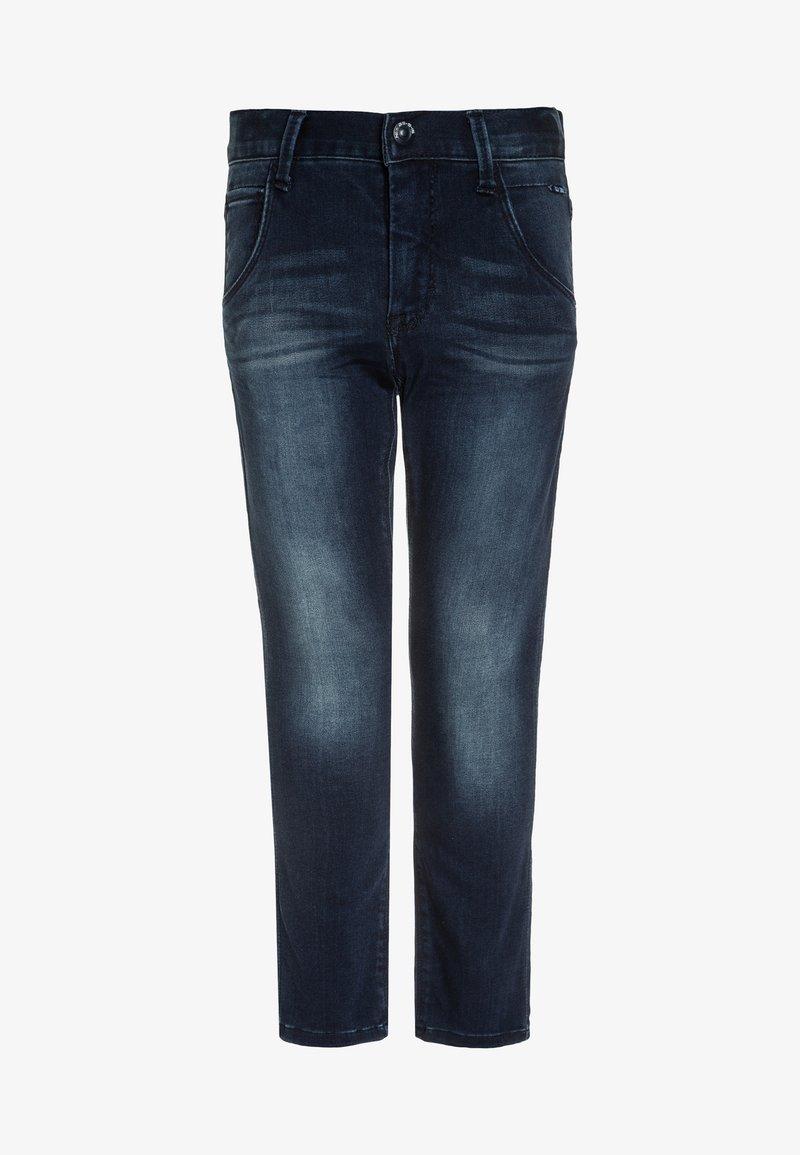 Name it - NITCLASSIC - Džíny Slim Fit - dark blue denim