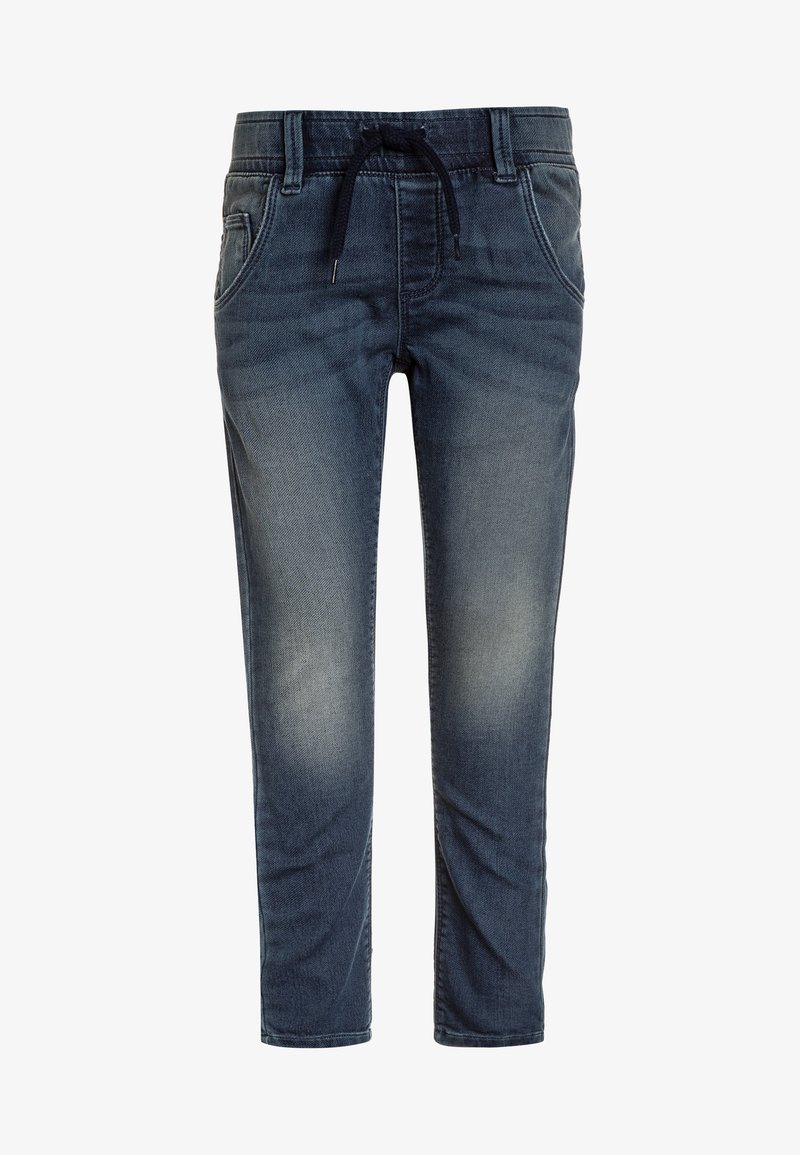 Name it - NKMROSS PANT  - Slim fit jeans - medium blue denim
