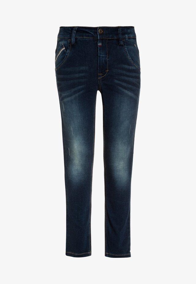 NKMTHEO PANT  - Slim fit jeans - medium blue denim