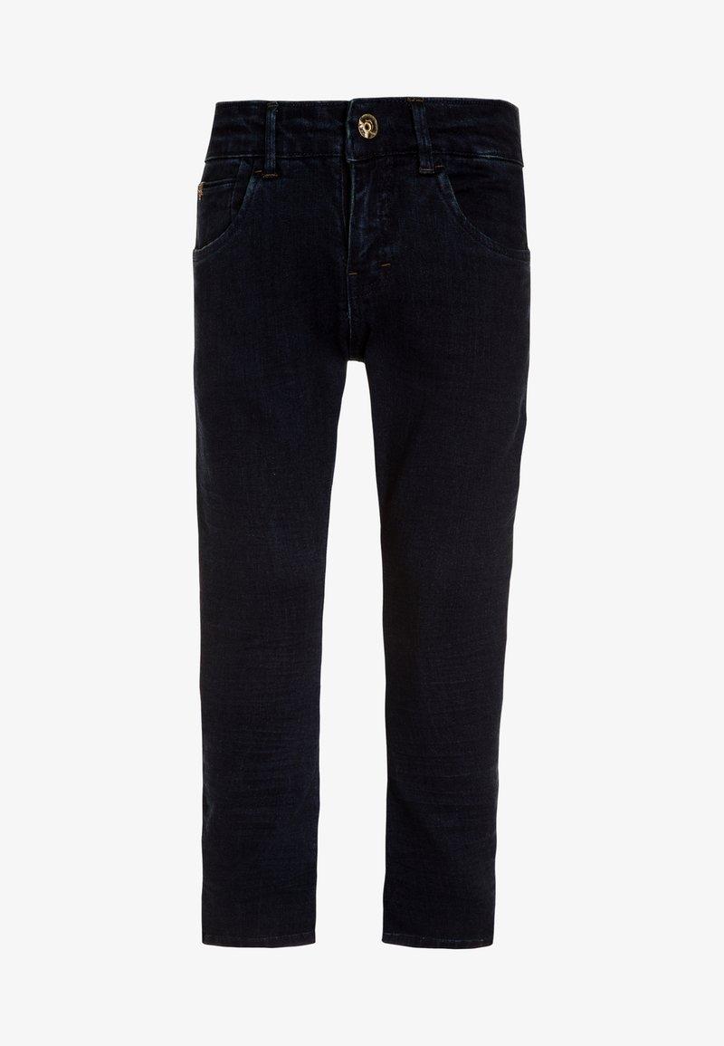 Name it - NKMROBIN PANT - Slim fit jeans - dark blue denim