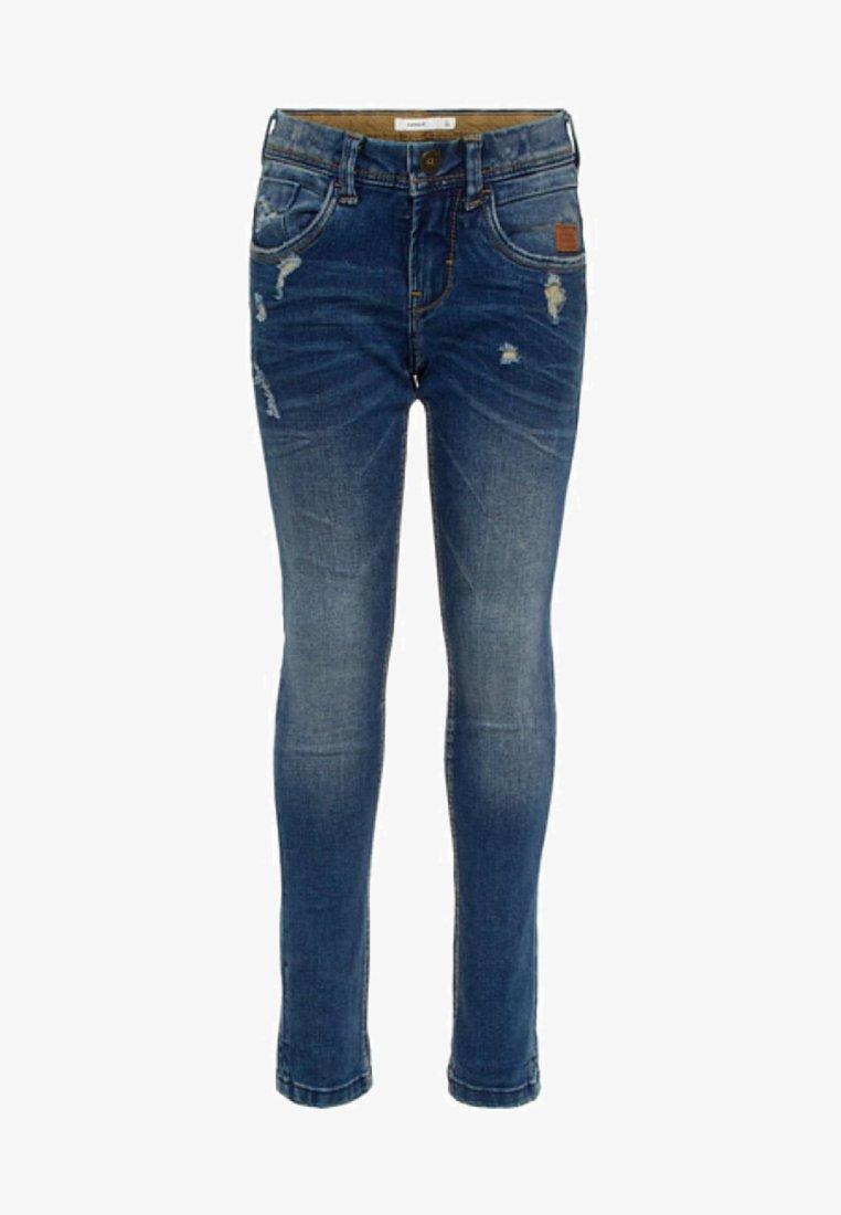 Name it - Jean slim - dark blue