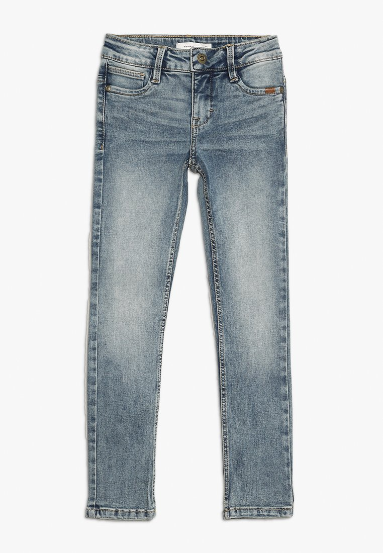 Name it - NKMPETE PANT - Jeans Skinny Fit - light blue denim