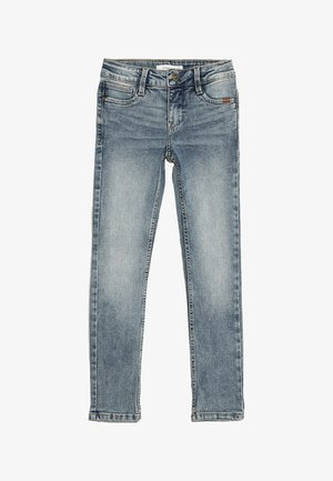NKMPETE PANT - Jeans Skinny Fit - light blue denim