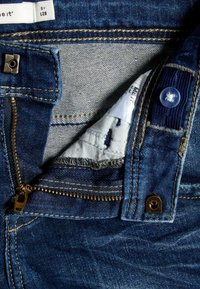 Name it - Vaqueros slim fit - dark blue denim - 3