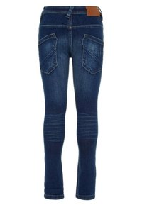 Name it - Vaqueros slim fit - dark blue denim - 1