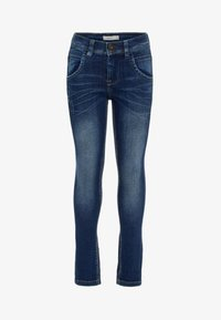 Name it - Vaqueros slim fit - dark blue denim - 0