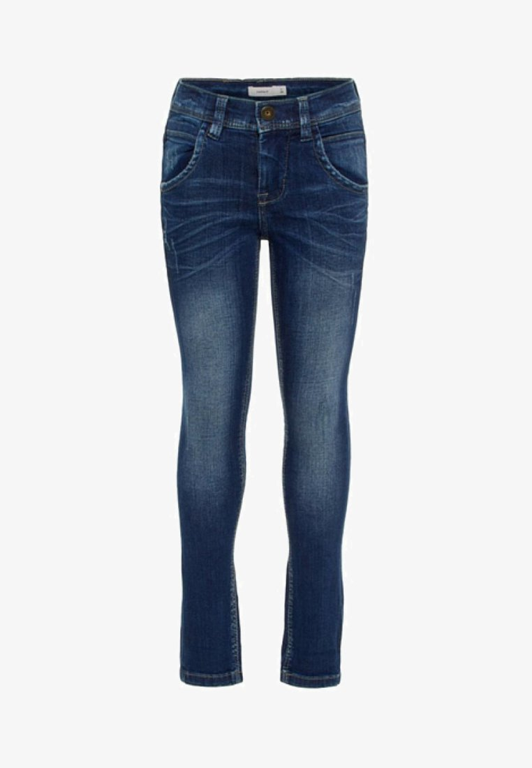 Name it - Vaqueros slim fit - dark blue denim