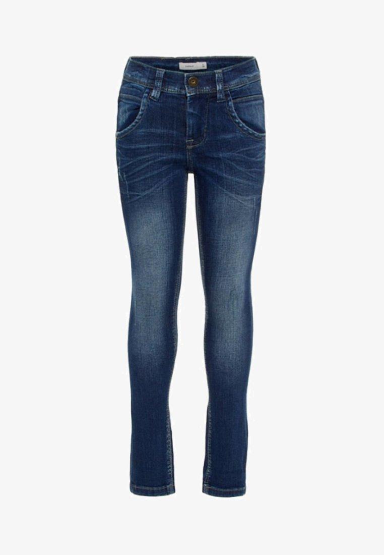 Name it - Jeans Slim Fit - dark blue denim