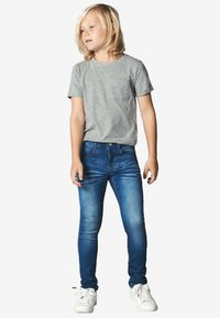 Name it - Straight leg -farkut - medium blue denim - 0