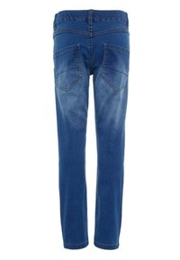 Name it - Straight leg -farkut - medium blue denim - 5