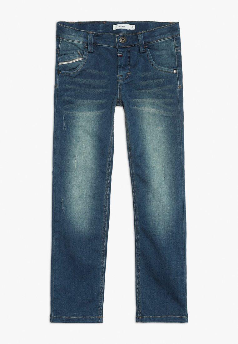 Name it - NKMRYAN DNMCLAS PANT - Straight leg jeans - medium blue denim