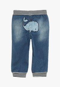 Name it - NBMBOB DNMBAJAKE PANT - Jeans Tapered Fit - medium blue denim - 1