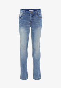 Name it - Slim fit jeans - light blue - 4