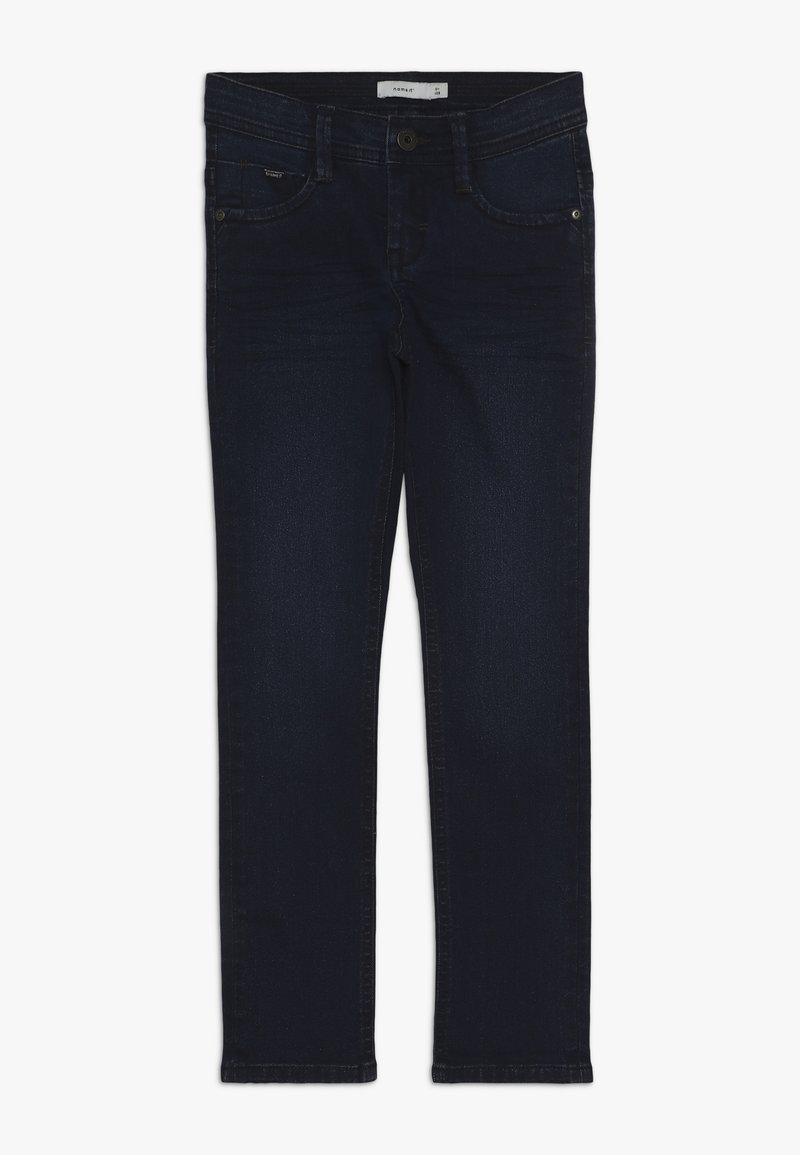 Name it - NKMSILAS PANT - Jeans Skinny Fit - medium blue denim