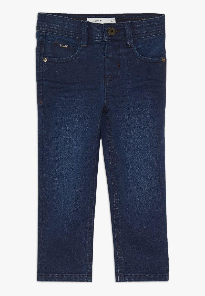 Name it - Pantalones - medium blue denim