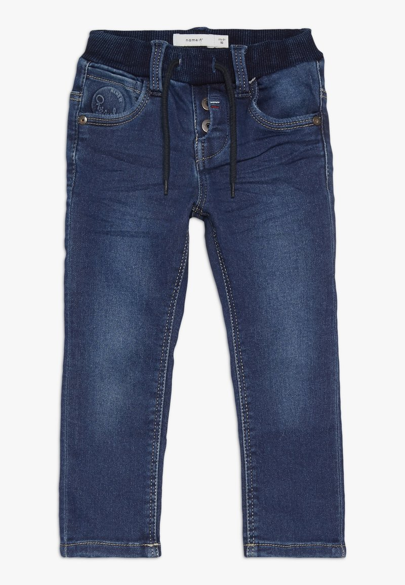 Name it - NMMROBIN PANT - Jeans Straight Leg - medium blue denim
