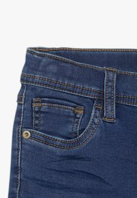 Name it - NKMTHEO PANT - Jeans Slim Fit - dark blue denim - 3