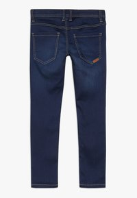 Name it - NKMROSS DNMTHAYER PANT - Vaqueros slim fit - dark blue denim - 1