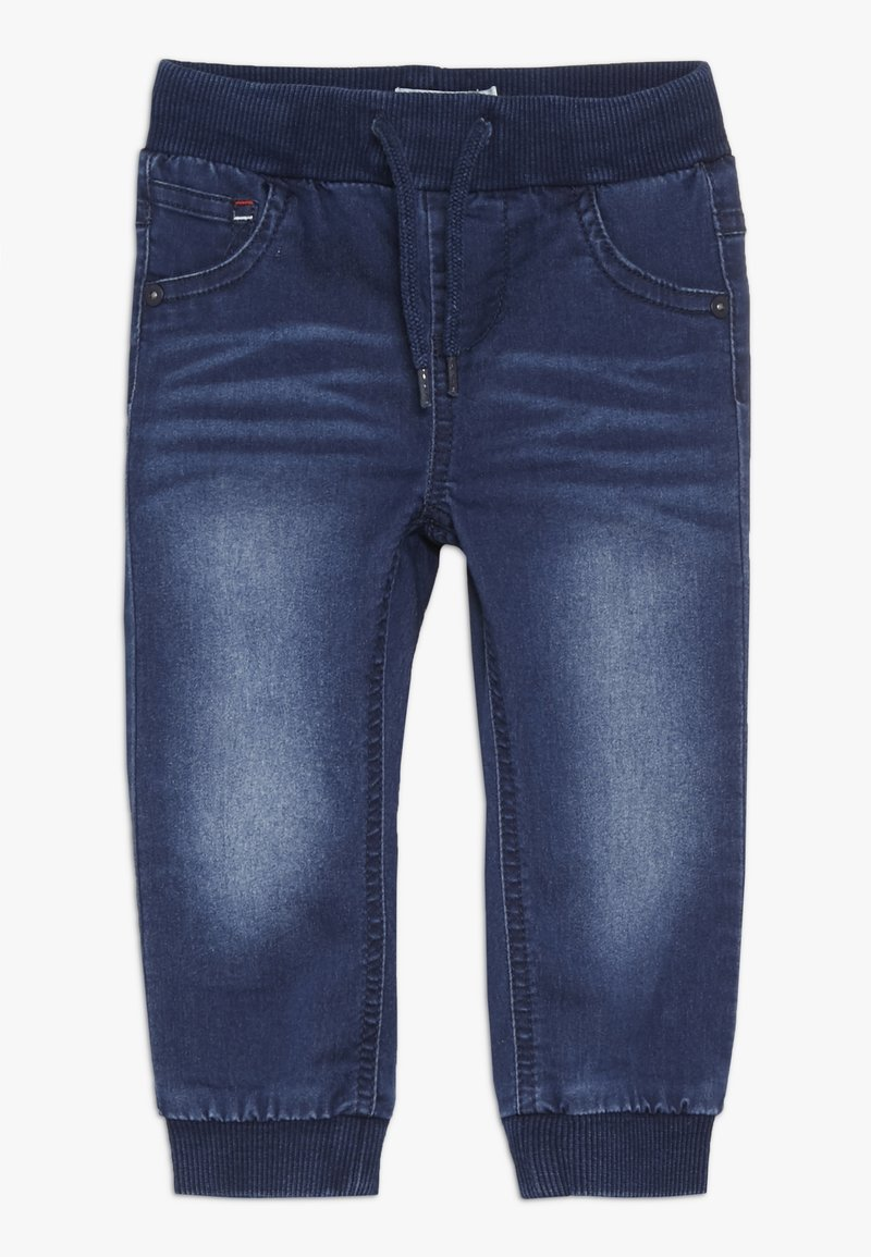 Name it - NBMROMEO DNMTOLLY PANT - Jeans slim fit - medium blue denim