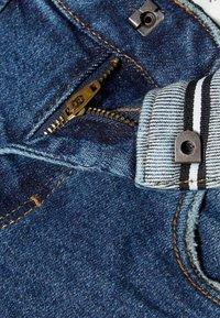 Name it - Straight leg jeans - dark blue denim - 3
