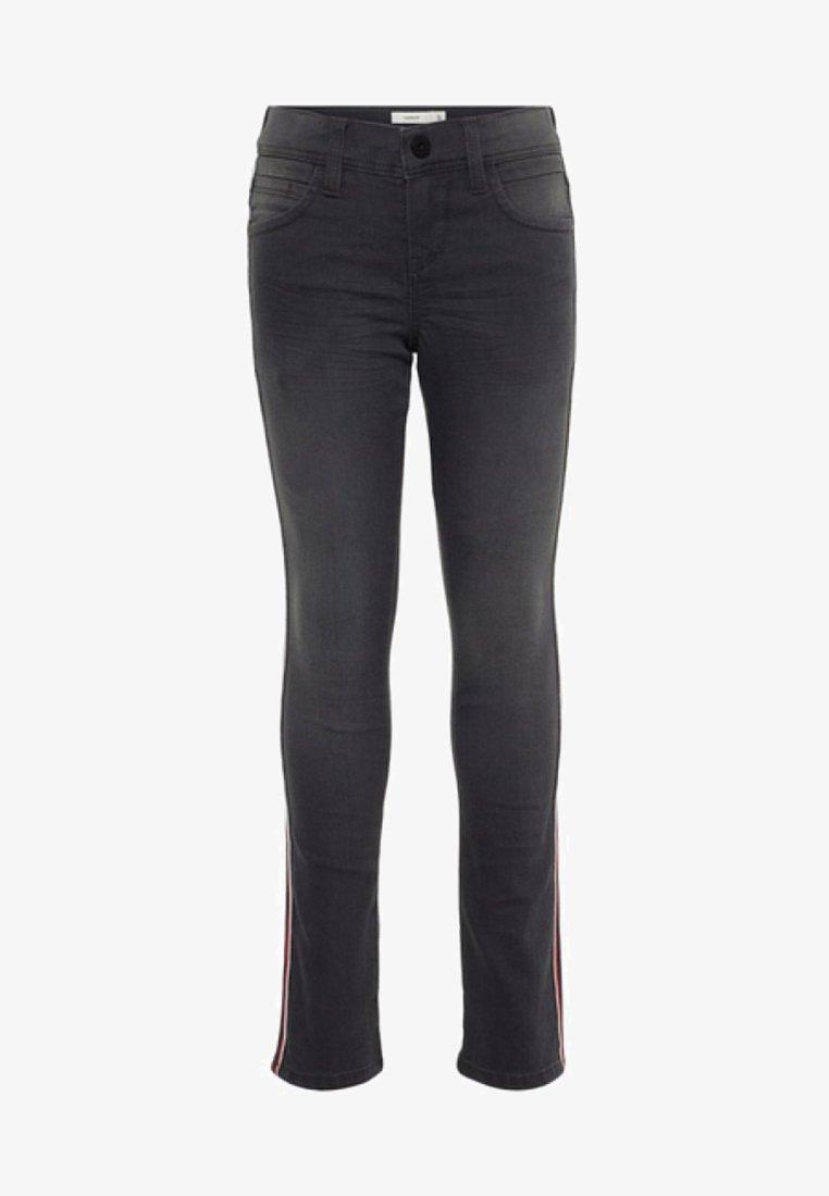 Name it - Jeans Straight Leg - grey denim